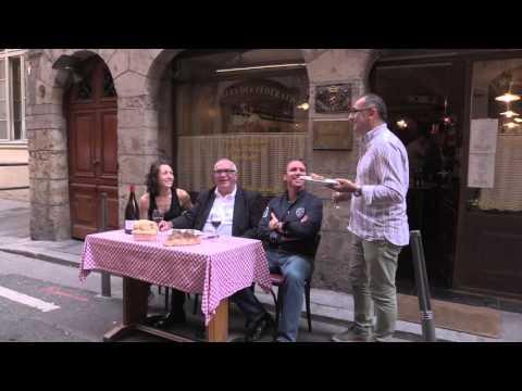 Yves Rivoiron Café des Fédérations Lyon