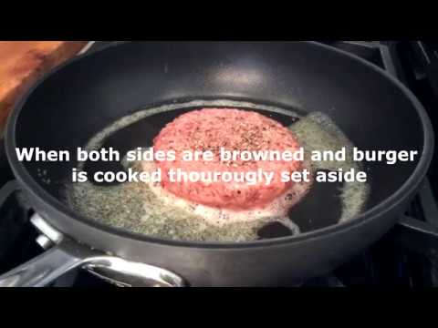 How To Cook The Beyond Meat Burger The Very Best Vegan Burger