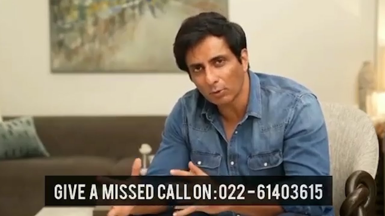 Sonu Sood Collaborates with Tushti Foundation To Provide Oxygen Concentrators   Friday Poster
