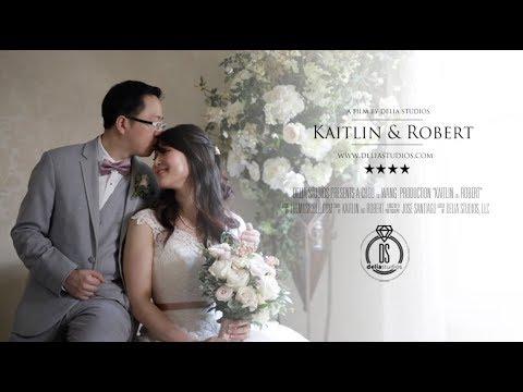 Kaitlin and Robert :: Wedding Highlights :: The English Manor