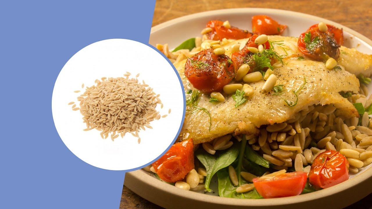 koolhydraatarm rijst recept
