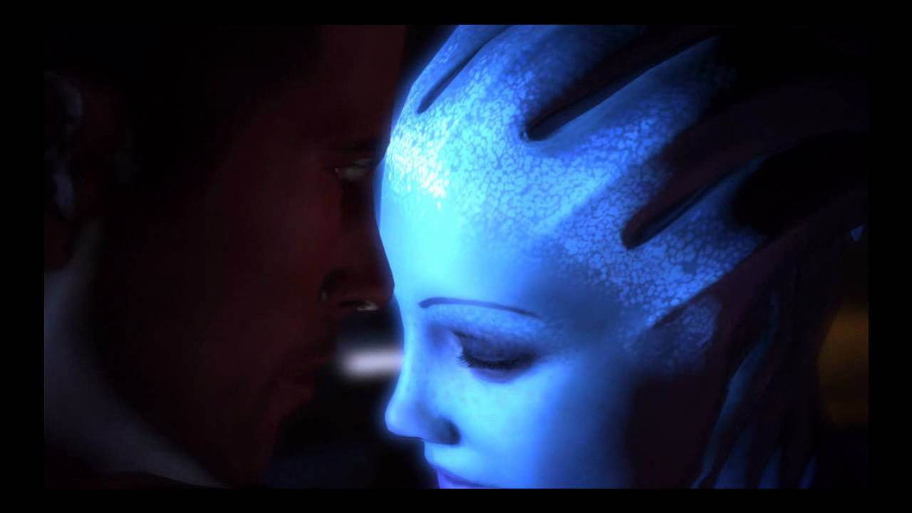 How BioWare Heavily Implies Liara Should Be Your Canon Romance