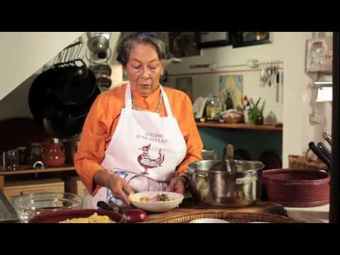 Myanmar - Burmese dish: Un no khauk swe - 2 recipe (chicken with noodles and coconut)