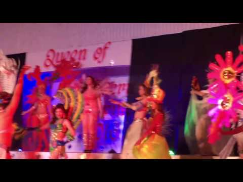 Queen of Southern Philippines - Production number