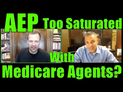 Selling Medicare Advantage - Is AEP Too Saturated?