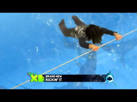 Show Me the SHARK! TONIGHT - Disney XD Official