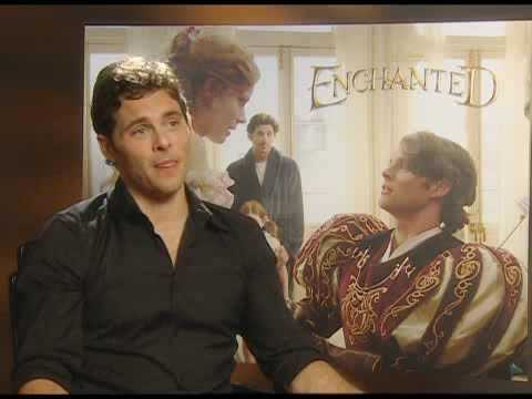 James Marsden Talks Enchanted | Empire Magazine