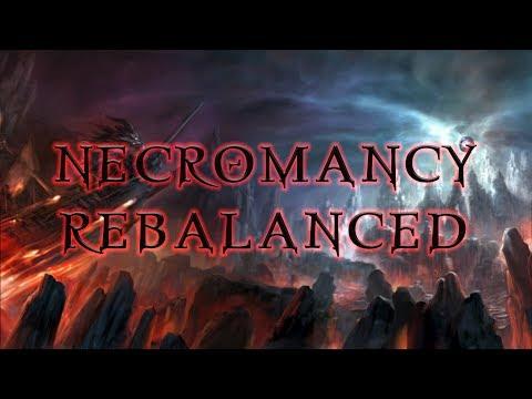 Necromancy Rebalanced 2 0 - Definitive Edition at Divinity: Original