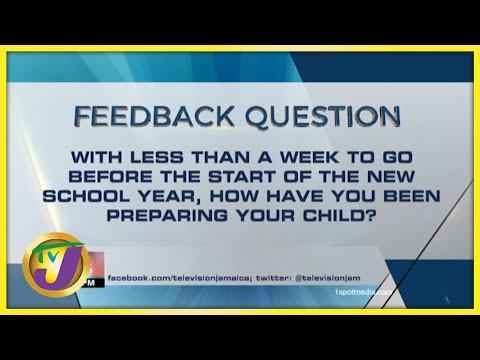 Feedback Question | TVJ News - August 31 2021