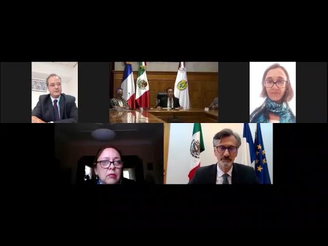 Firman Gobernador y Embajada de Francia convenio para enseñanza del francés en escuelas de Veracruz