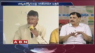 Discussion on Three News Channels Ban In AP Assembly | Public Point | ABN Telugu