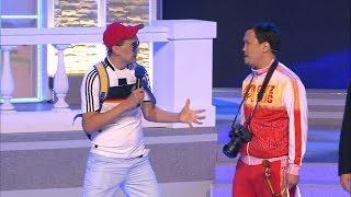 КВН Азия микс - 2016 Голосящий КиВиН