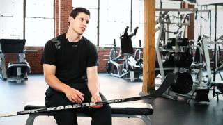 Sidney Crosby Stick Testimonial