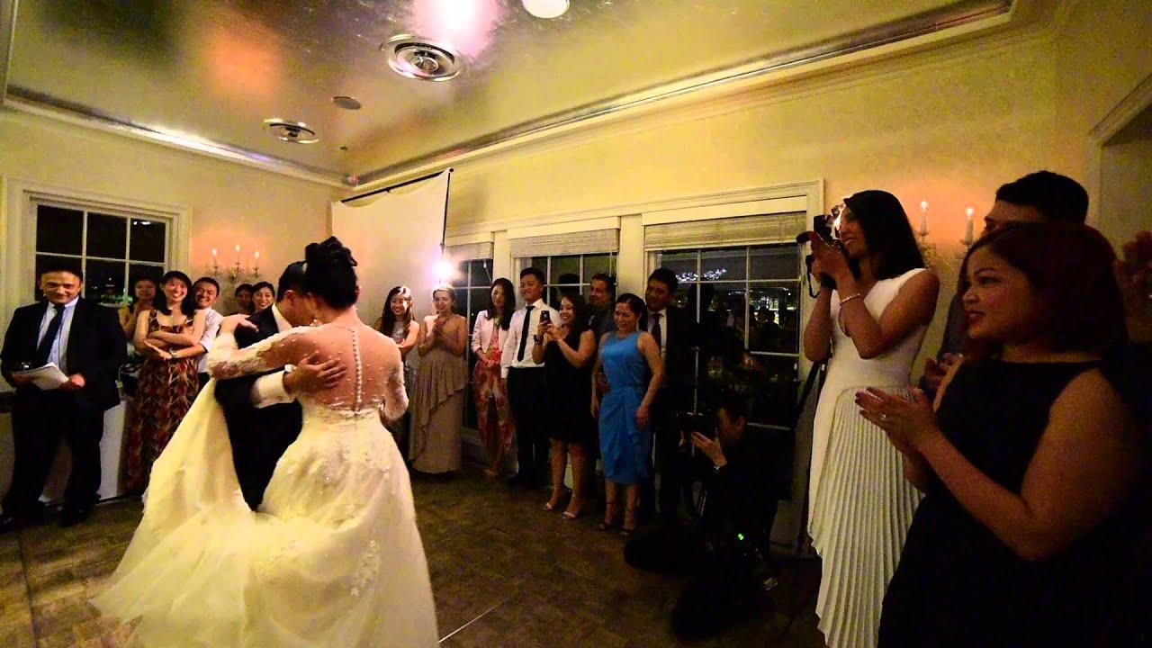 Erick Cindy Wedding First Dance