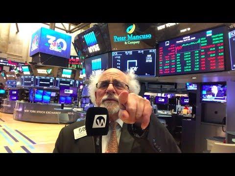 """NYSEinstein am 23.4.2019: """"der Markt befindet sich knapp unter dem Rekordhoch"""""""