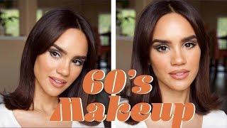 60's Makeup Look Tutorial | Dacey Cash