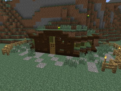 .: Pwntiff's JAM World :: Episode 1 :: Dirt houses and wooden tools :.