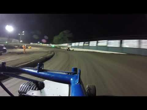 Port City Raceway 10-05-19 Rob Heat Race - Masters Class -2nd Night of Rujo Rumble