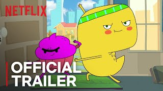 Cupcake & Dino: General Services | Official Trailer [HD] | Netflix