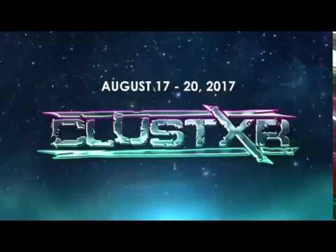 Clustxr Music Festival 2017 Promo