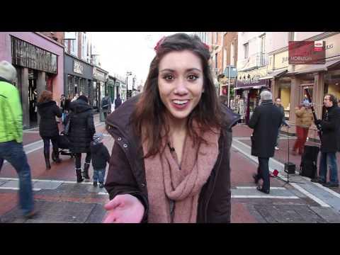 Lauren's FEXCO Horizon Tax-Free Shopping Trip Part 1 - The Irish Celtic Store, Dublin.
