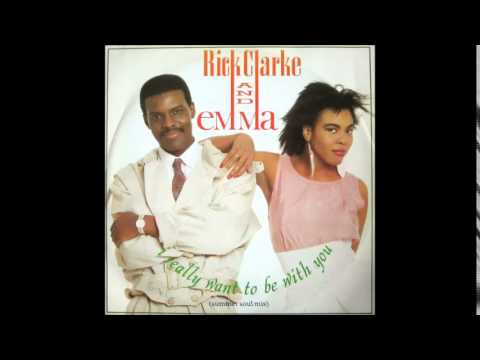 RICK CLARKE & EMMA - I really want to be with you (summer soul mix) 87