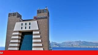 Обзор отеля Ramada Plaza Antalya в Аланья Турция