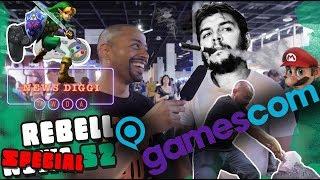 Hany Siam auf der GAMESCOM abgezockt