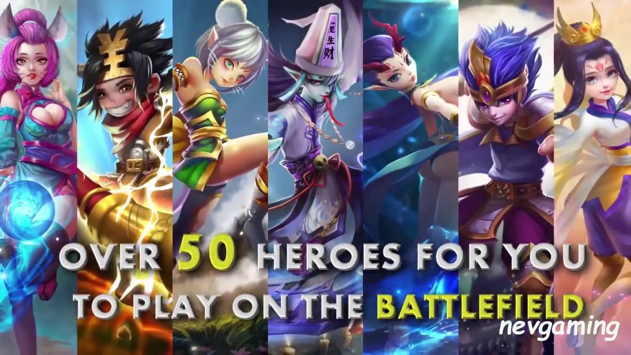 Top 15 Best Moba Games For Android 2017 Youtube