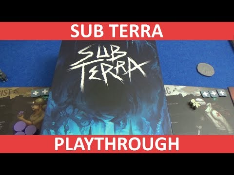 Sub Terra – Playthrough