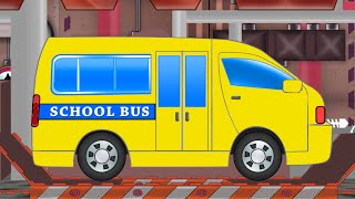 School Van | School Van Repair | Car Garage | Car Repair