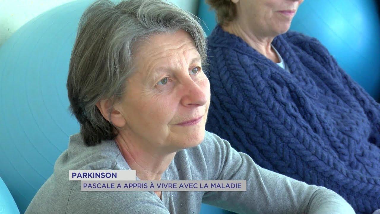 Yvelines | Parkinson : Pascale a appris à vivre avec la maladie