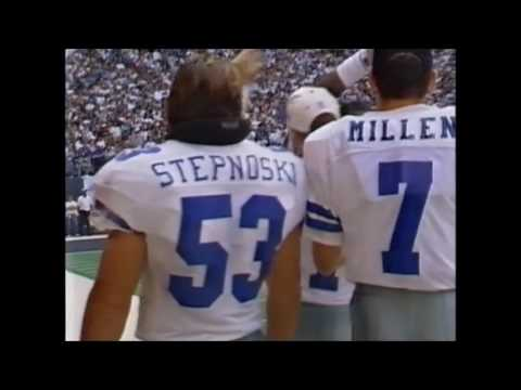 Aikman to Irvin TD vs SF October 17, 1993