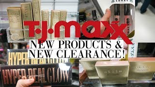 TJ MAXX SHOP WITH ME | NEW CLEARANCE!! & NEW PRODUCTS | Makinze Lee