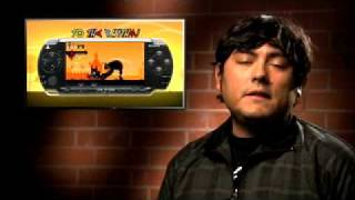 Patapon Question and Answers Video PSP