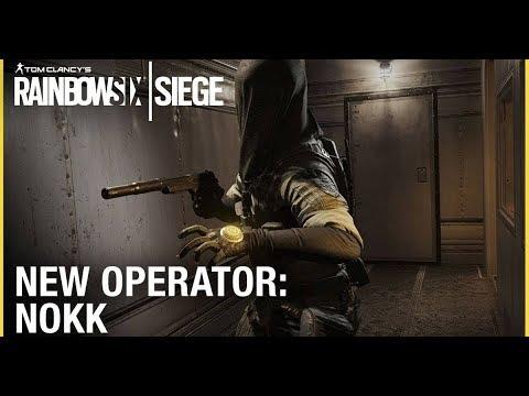 RAINBOW SIX SIEGE | Nuevos Operadores WARDEN Y NOOK - Rework Mapa :D