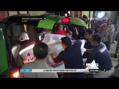 29 Kantong Jenazah Korban Lion Air Dibawa ke RS Polri- IMS Mp3