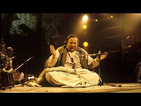 Salaam Us Par Ke Jiss Ne Nusrat Fateh Ali Khan Live At Sabri Darbar1990