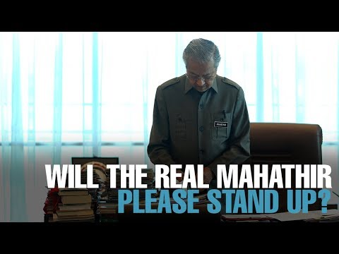 NEWS: Which Mahathir is currently PM?