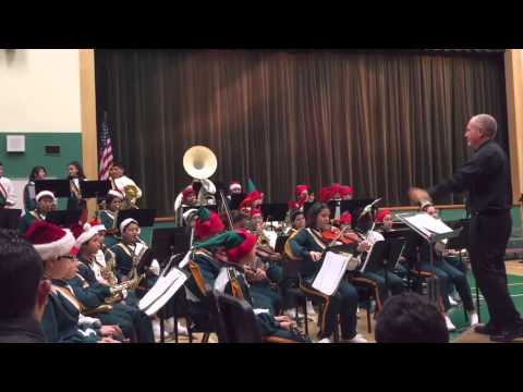 Lawrence Cook Middle School  - Winter Concert 2014