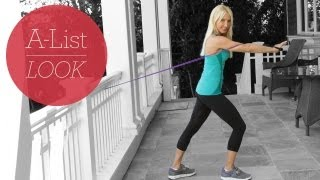 Upper Body Express Workout | A-List Look With Valerie Waters