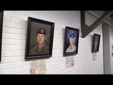 Video: Project Heroes launches in Edmonton, just ahead of Remembrance Day