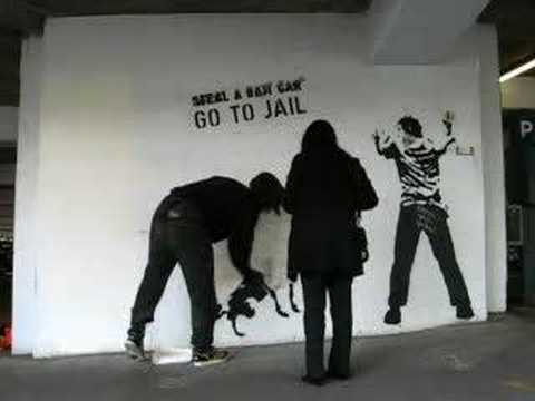 How To Buff A Car >> Vancouver Police Graffiti Buffed - YouTube