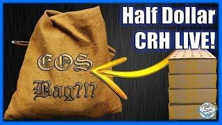 Half Dollar CRH LIVE! 2016 Holiday Boxes! thumbnail