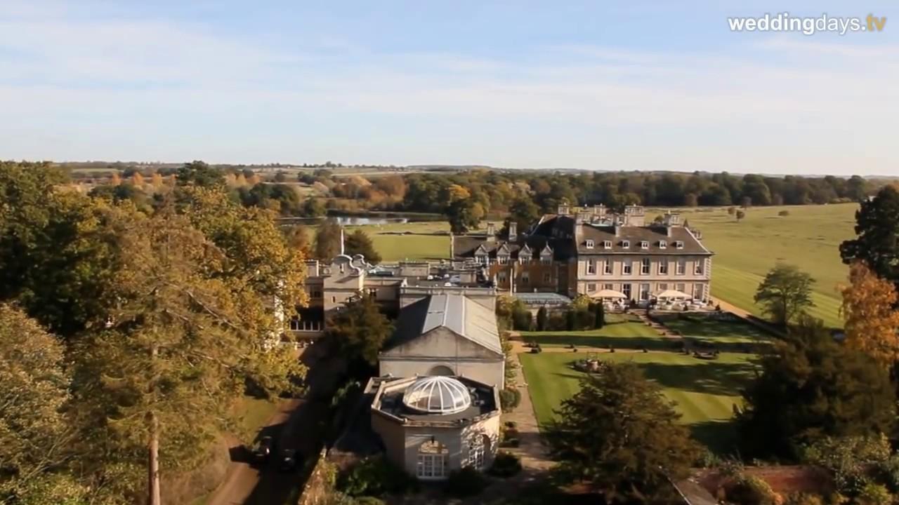Stapleford Park Weddings  Luxury Country House Hotel