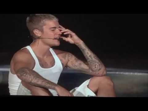 Justin Bieber live Puerto Rico - Purpose Tour - 18/04/2017 Highlights