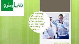 GREEN LAB HEALTH CARE