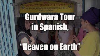 Tour en Gurdwara de Barcelona. Gurdwara tour in Barcelona