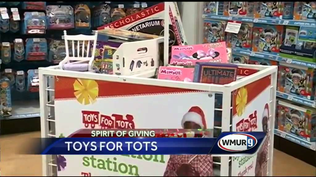 Toys For Tots Advertisement : Toys for tots campaign kicks off youtube