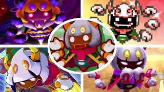 All Taranza Battles & Appearances in Kirby Games (2014-2018)